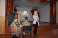Бійці та волонтери Надвірнянщини провели патріотичні зустрічі