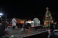 Відкриття фестивалю Файне Різдво у Надвірній