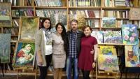 В пам'ять про поета Нестора Чира в Надвірні провели фестиваль «Нестор-Фест»