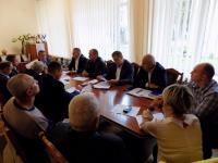 Депутати районної ради схвалили звернення щодо недопущення капітуляції та продажу українських земель