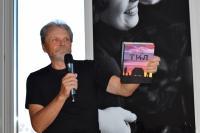 Ветеран АТО Борис Гошко презентував свою книгу «ТИЛ» в Києві